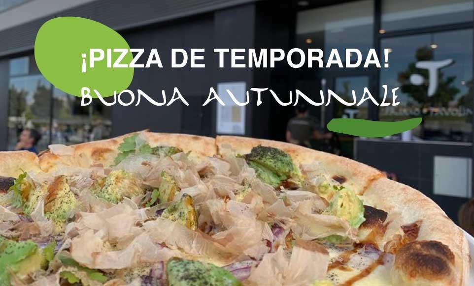 Primo Tavolino: cocina italiana en Valdebebas